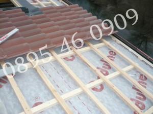 Ремонт на покрив 8