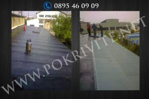 Хидроизолация-на-покриви-Бургас