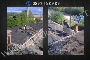 Хидроизолация-на-покриви-София