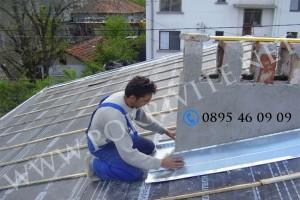 тенекеджийски-услуги-ремонт-на-покриви-обшиване-на-комини